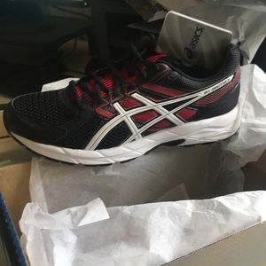 New Men's ASICS gel contend 3 sz 8